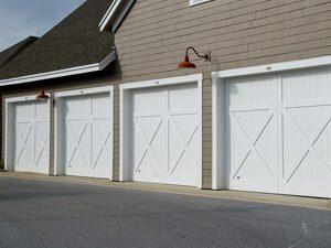 garage door motor replacement